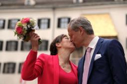 Standesamtliche Hochzeit Goldenes Dachl Innsbruck